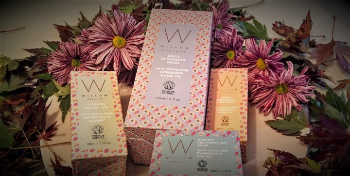 Mommy Self Care & Review: Willow Organic- Sorbet Glow Range.