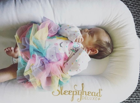 Rainbow SleepyHead